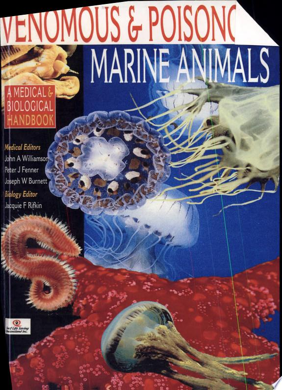 Venomous and Poisonous Marine Animals