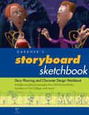 Gardner's Storyboard Sketchbook