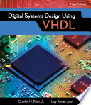 Digital Systems Design Using VHDL Book