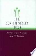 The Contemporary Torah Book PDF