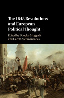 The 1848 Revolutions and European Political Thought