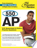 550 AP U S  Government   Politics Practice Questions