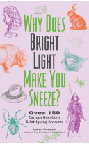 Pdf Why Does Bright Light Make You Sneeze? Telecharger