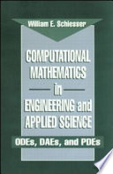 Computational Mathematics In Engineering And Applied Science Book PDF