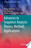 Advances In Sequence Analysis Theory Method Applications
