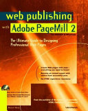 Web Publishing with Adobe PageMill 2