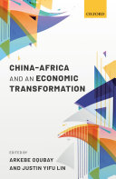 China Africa and an Economic Transformation