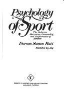 Psychology of Sport