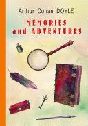 Memories and Adventures [Pdf/ePub] eBook