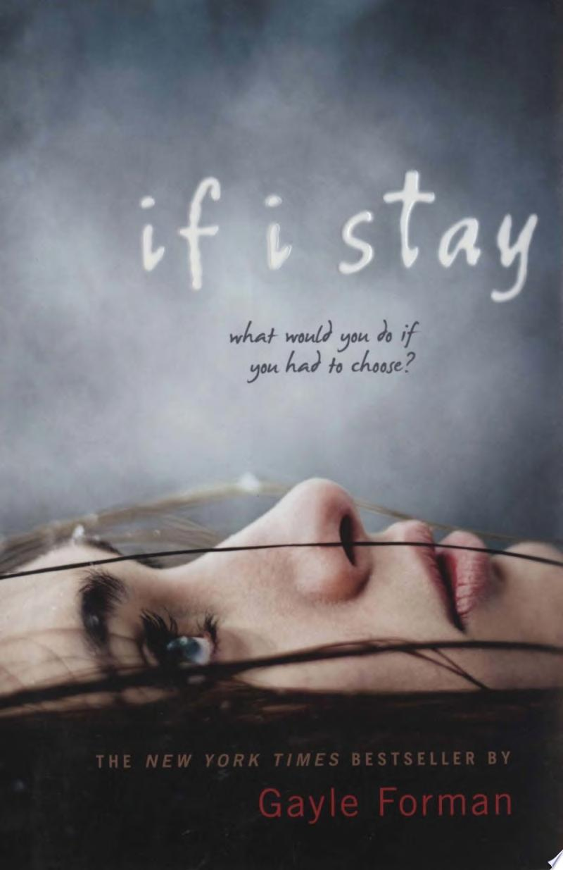 If I Stay banner backdrop