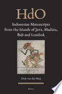 Indonesian Manuscripts From The Islands Of Java Madura Bali And Lombok
