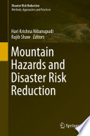 Mountain Hazards and Disaster Risk Reduction Book