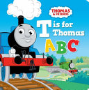 T Is For Thomas Abc  Book PDF