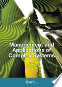 Management and Applications of Complex Systems Book
