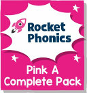 Reading Planet Rocket Phonics Pink a Complete Pack