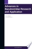 Advances in Baculoviridae Research and Application: 2012 Edition