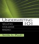 Pdf Underwriting 101 Telecharger