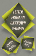 Letter from an Unknown Woman and Other Stories Pdf/ePub eBook