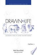 Drawn to Life   Volume 2 Book