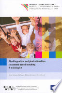 Plurilingualism and Pluriculturalism in Content based Teaching Book PDF