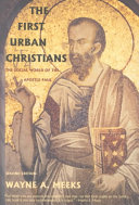 The First Urban Christians