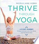 Thrive Through Yoga Book PDF