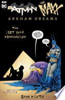 Batman The Maxx  The Lost Year Compendium