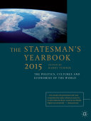 Pdf The Statesman's Yearbook 2015 Telecharger
