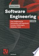 Modernes Software Engineering.