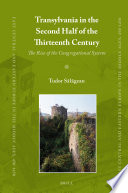 Read Online Transylvania in the Second Half of the Thirteenth Century For Free