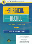Surgical Recall for PDA