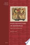 Painted Pottery Of Honduras