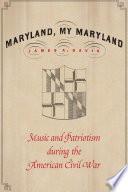 Maryland, My Maryland