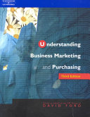 Understanding Business Marketing And Purchasing PDF