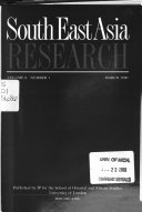 South East Asia Research Book