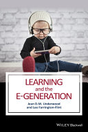 Pdf Learning and the E-Generation