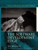 The Software Development Edge