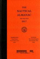 The Nautical Almanac 2017