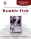 Rumble Fish - Teacher Guide