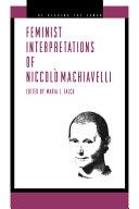 Feminist Interpretations of Niccol   Machiavelli
