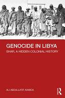 Genocide in Libya Pdf/ePub eBook
