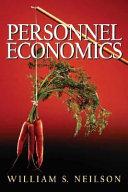 Cover of Personnel Economics