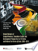 Annual Analysis Of Competitiveness Simulation Studies And Development Perspective For 35 States And Federal Territories Of India 2000 2010