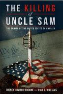 The Killing of Uncle Sam banner backdrop