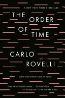 The Order of Time Pdf/ePub eBook