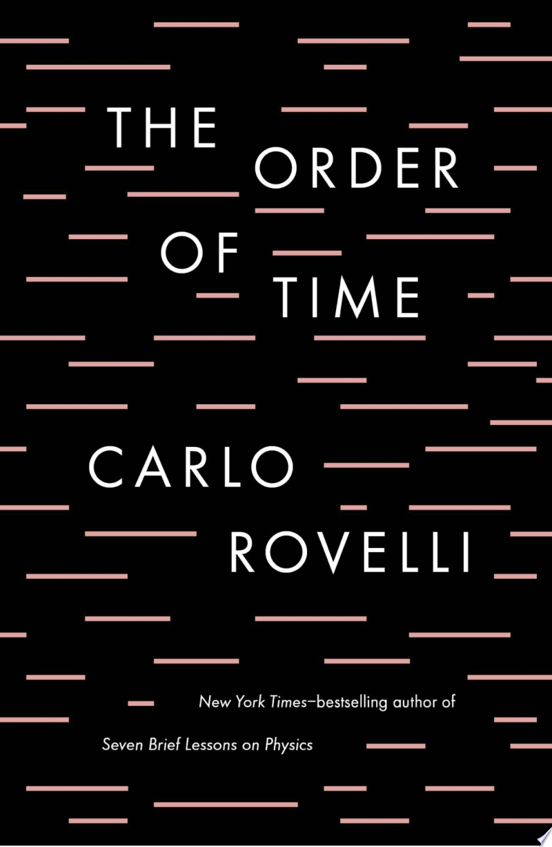 The Order of Time image
