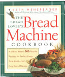 The Bread Lover's Bread Machine Cookbook [Pdf/ePub] eBook