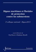 Digues maritimes et fluviales de protection contre les submersions - 2e colloque national - Digues 2013 [Pdf/ePub] eBook