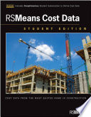 RSMeans Cost Data    Website