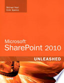 Microsoft SharePoint 2010 Unleashed Book